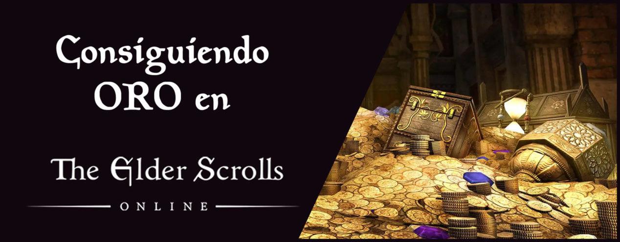 Consiguiendo Oro en Elder Scrolls Online