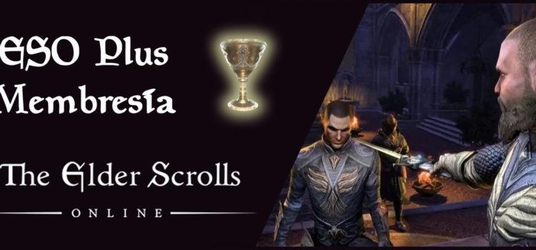 Gratis ESO Plus en Elder Scrolls Online
