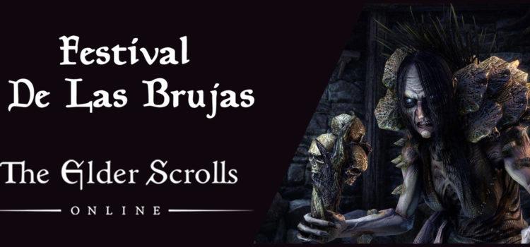 El Festival de las Brujas regresa a Tamriel