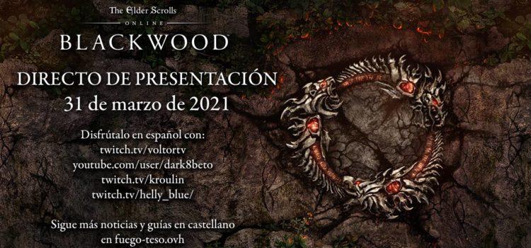 Avance del capítulo de Blackwood