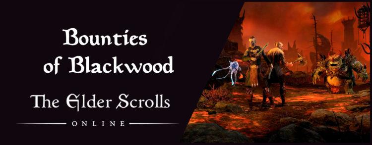 Bounties of Blackwood